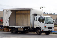 liten lastbil arkivfoton