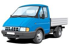 liten lastbil för last Royaltyfria Foton