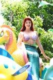 liten mermaid Royaltyfri Fotografi