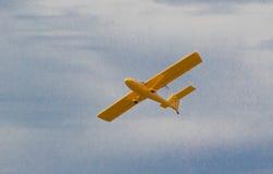 Liten nivå i luften fotografering för bildbyråer