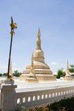 Liten pagod av Wat Sala Daeng Nua Royaltyfri Bild