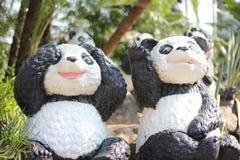 liten panda Royaltyfri Foto