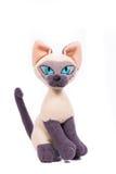 Liten panter med blåa ögon Royaltyfria Foton