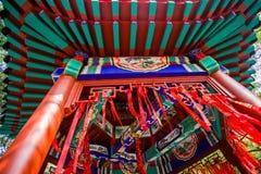 Liten paviljong för Kina ` s Royaltyfri Foto