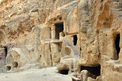 Liten Petra, Jordanien fotografering för bildbyråer
