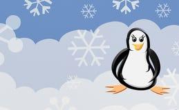 liten pingvin Royaltyfria Foton