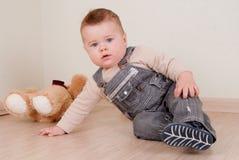 liten pojke Royaltyfri Fotografi