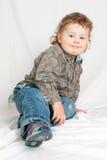liten pojke Royaltyfria Foton