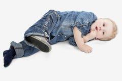 liten pojke arkivbilder