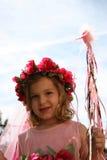 liten princess 3 Arkivfoto