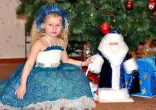 liten princess Fotografering för Bildbyråer