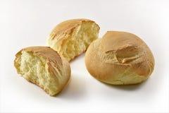 Liten runda bread_4 Royaltyfri Foto