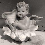 Liten söt ängel Royaltyfri Foto
