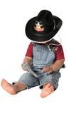 liten sheriff Royaltyfri Fotografi