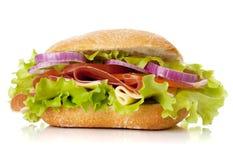 liten smörgås Arkivfoto