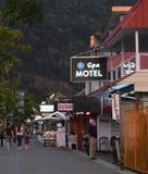 Liten stad av Harrison Royaltyfri Fotografi