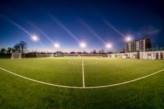 liten stadion Royaltyfri Fotografi