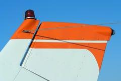liten svan för flygplan Arkivfoton