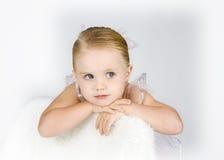 liten tålmodig för ballerina Royaltyfri Fotografi