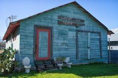 Liten teater för komfort, Texas royaltyfri fotografi