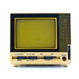 liten television Arkivfoton
