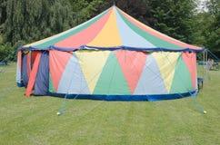 liten tent för cirkus Royaltyfria Foton