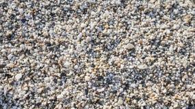 liten textur för pebbles Fotografering för Bildbyråer