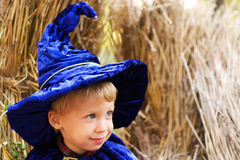 liten trollkarl Royaltyfri Bild