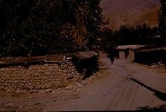 Liten tur till centrala Asien Arkivbild