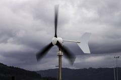 liten turbinwind Arkivbild