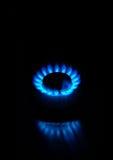 liten ugn för gas Royaltyfria Bilder