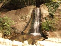 liten vattenfall Royaltyfri Bild