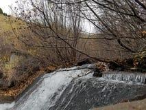 liten vattenfall Arkivbilder