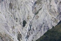 Liten vik för berg för Alaska ` s Royaltyfria Foton