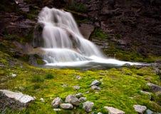 Liten vik i Hibiny berg Fotografering för Bildbyråer