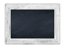 Liten vit svart tavla Royaltyfria Bilder