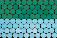 200-Liter-Behälter Stockfotografie