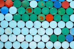 200-Liter-Behälter Lizenzfreies Stockbild