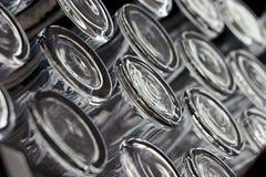 liter för exponeringsglas royaltyfri fotografi