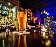 liter för öl Arkivfoto