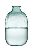 10-liter glass jar with water. Stock Images