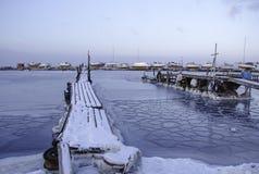 Litera de Vladivostok Imagen de archivo libre de regalías