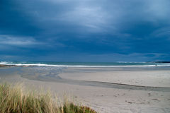 Litera del mar Fotos de archivo