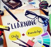 Literacy Skills School Wisdom Concept Royalty Free Stock Photo