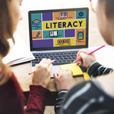 Literacy Study Reading Learning Wisdom Concept Stock Photography