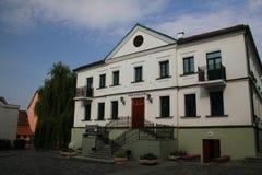 Literair Museum van Maxim Bogdanovich in Minsk royalty-vrije stock foto's