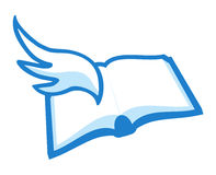 Literature symbol Royalty Free Stock Image