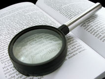 Literatuur IV. Royalty-vrije Stock Afbeelding