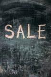 Literowanie sprzedaż Zdjęcia Stock