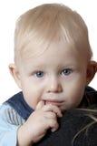 litet barn arkivfoto